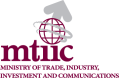 Ministry of Trade, Industry and Communications logo