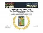Children's Jury Award